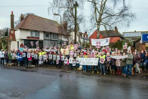 Ash villagers want to save their pub