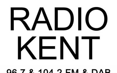 Support from BBC Radio Kent